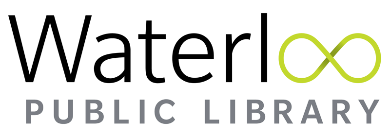 Waterloo Public Library's logo