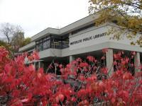 Photo of the Main Library on Albert Street