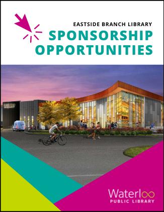 Eastside Branch Sponsorship Opportunities Package